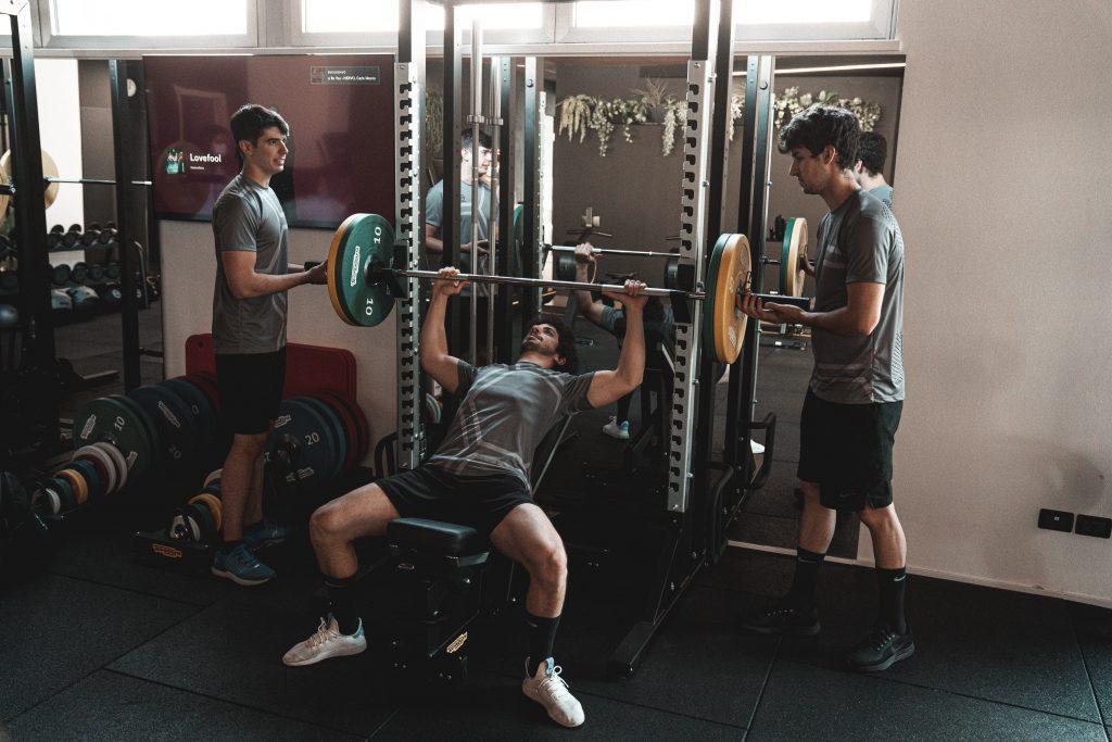 2021-09-14-Shooting My Home Gym (palestra)